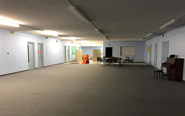 Children's Ministry Space